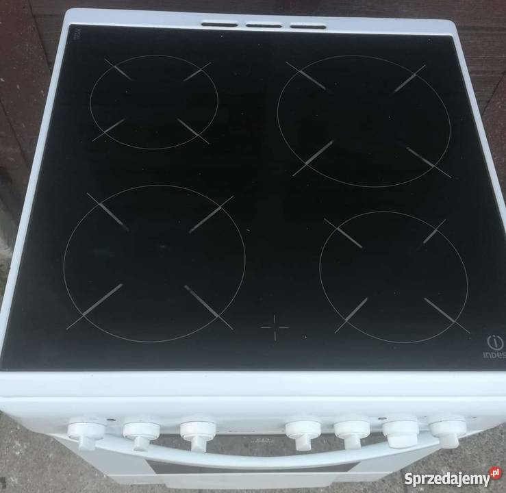 Kuchnia Elektryczna Indesit 60cm Możliwy Transport