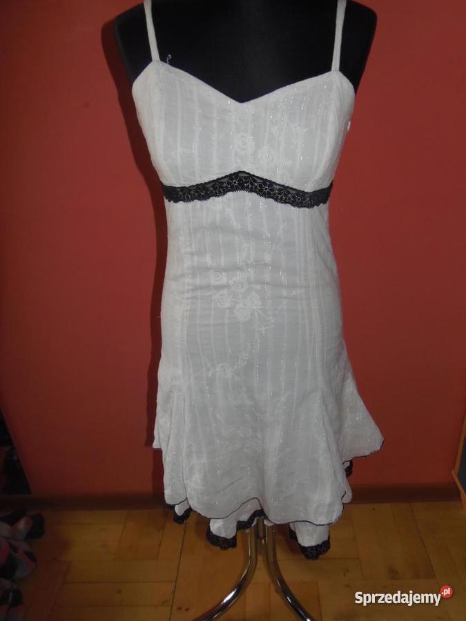 2169afd8a3 Biała sukienka - Sprzedajemy.pl