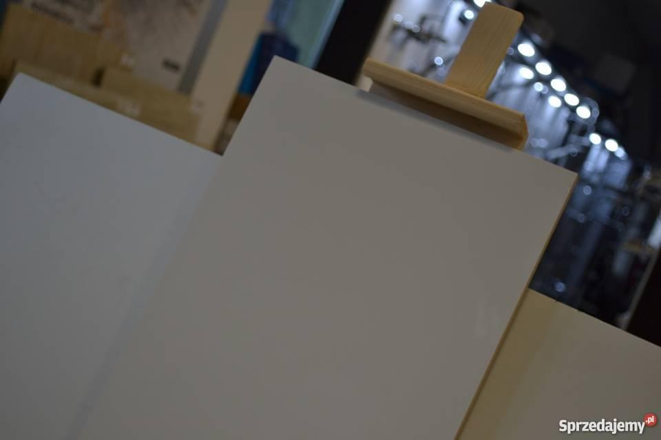 biała płytka ścienna 30x90 połysk lux