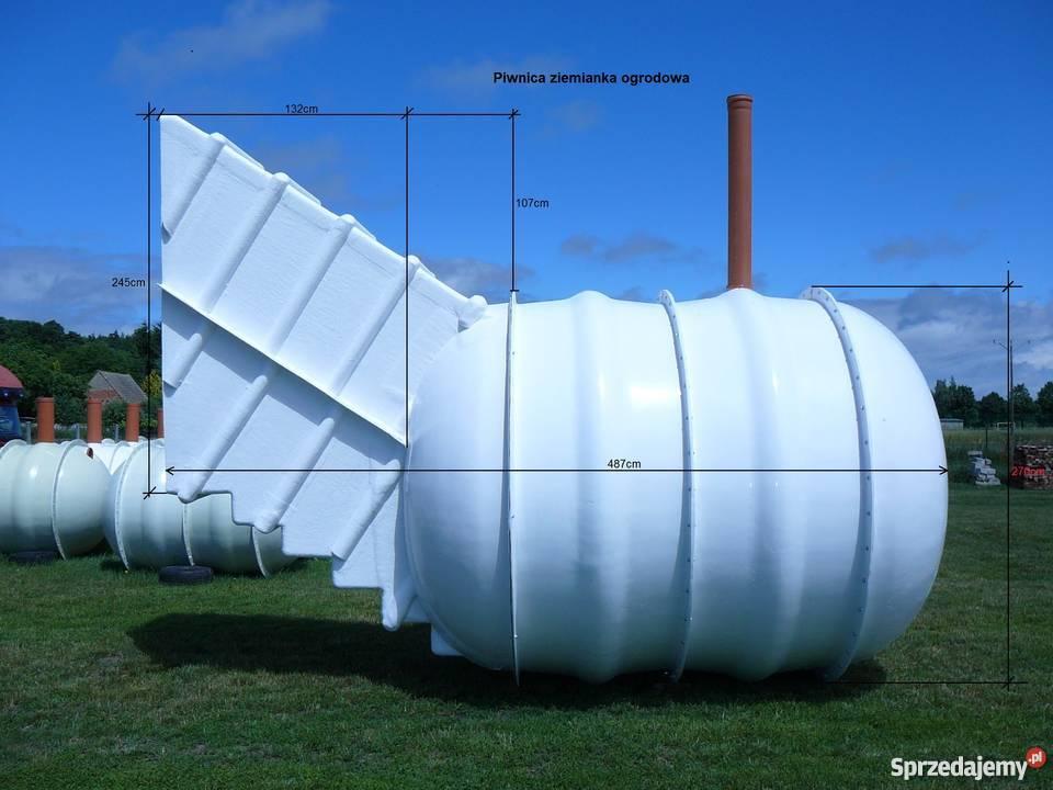 Zbiornik ekologiczne na szambo deszczówkę nawozy Materiały budowlane Żabinko