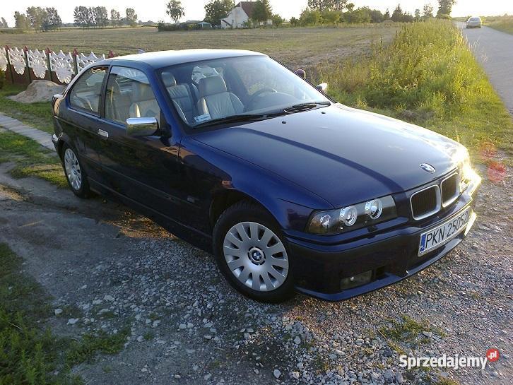 BMW E36 18 IS Wilczyn sprzedam
