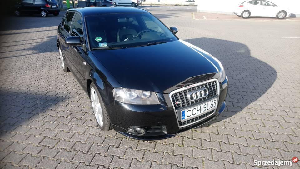 Audi a3 Sline Quattro 304000km Chełmno sprzedam