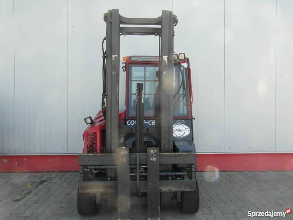 COMBILFT CB4000 DIESEL DUPLEX 2013 Sprzedaż / wynajem