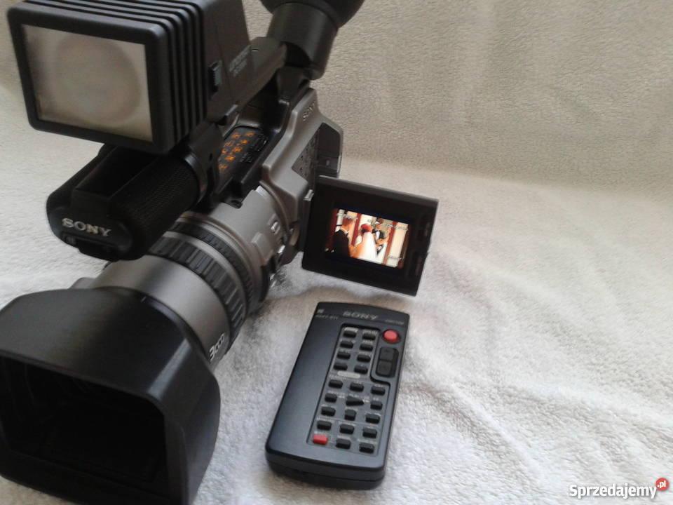 Sprzedam   Kamere Sony VX 2100E.