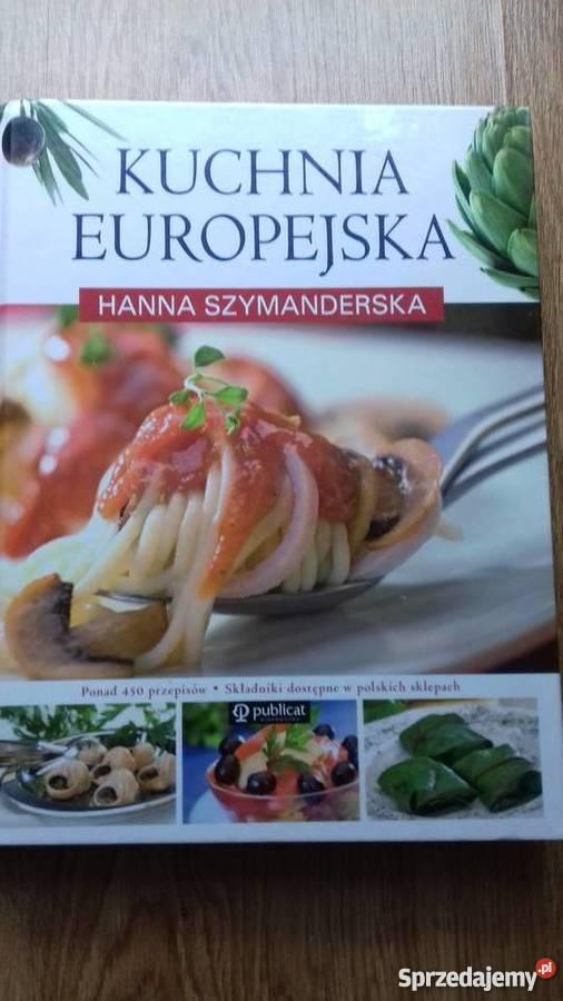 Kuchnia Europejska 450 Przepisów