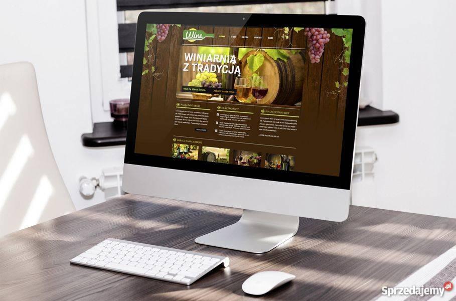 Strona internetowa www szablon Joomla Wordpress Lublin usługi it