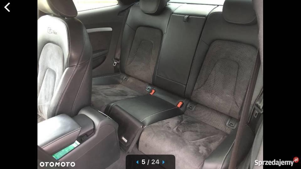 Audi A5 Sline Coupe Super Stan i wygląd Idealny Warszawa