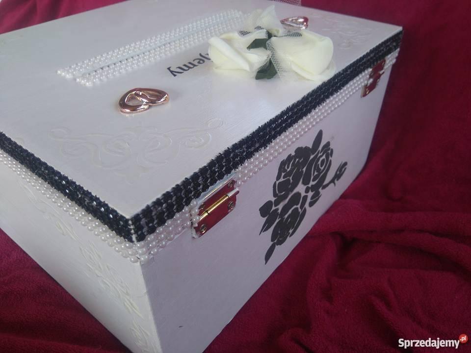 Zaktualizowano pudełko na telegramy ślubne Dolsk - Sprzedajemy.pl KO24