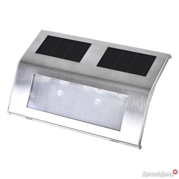 Lampy Solarne Na Schody Led X 4 40757