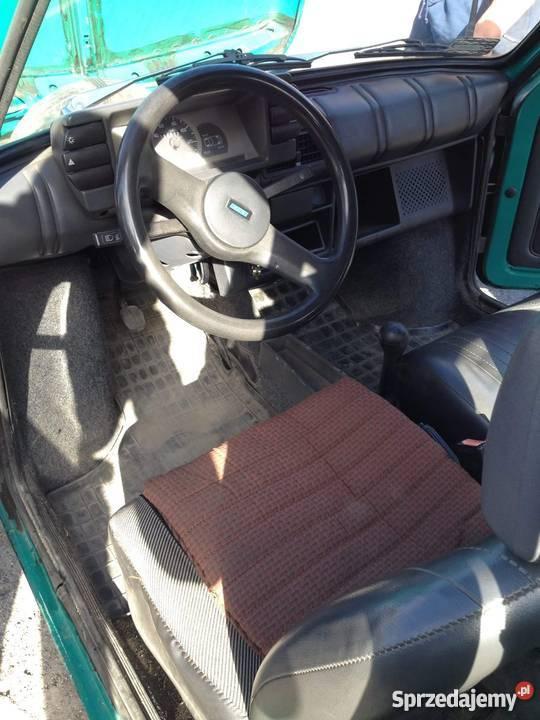 Fiat 126 Maluch Rojewo