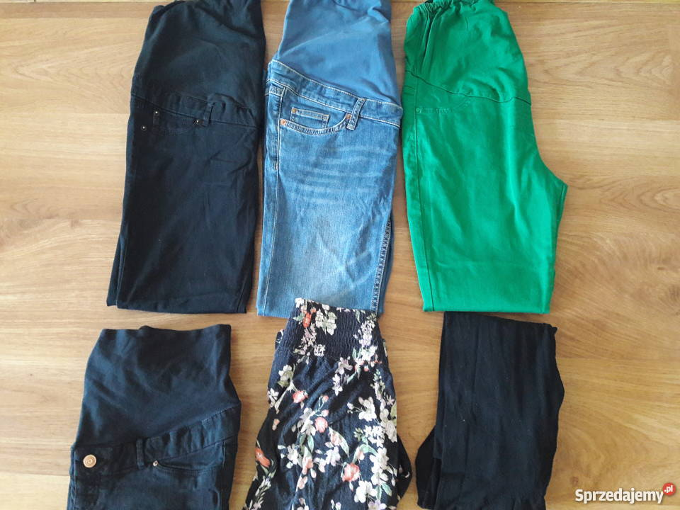 778170c9 H&M ubrania ciążowe 36-40 rozmiar! Cena do negocjacji!