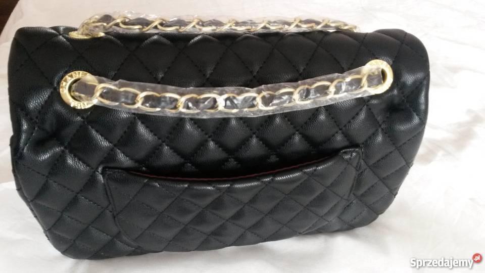 f987bef4a8fc9 torebka Chanel jumbo Na ramię wielkopolskie Leszcze