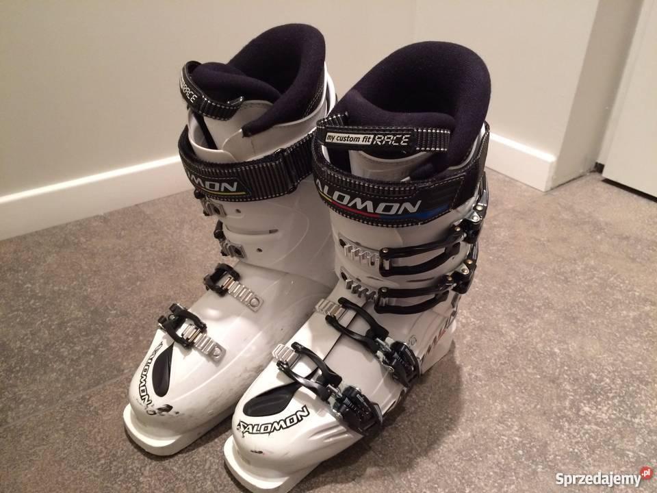 Buty narciarskie Roces Idea Free biało czerwono czarne 45049