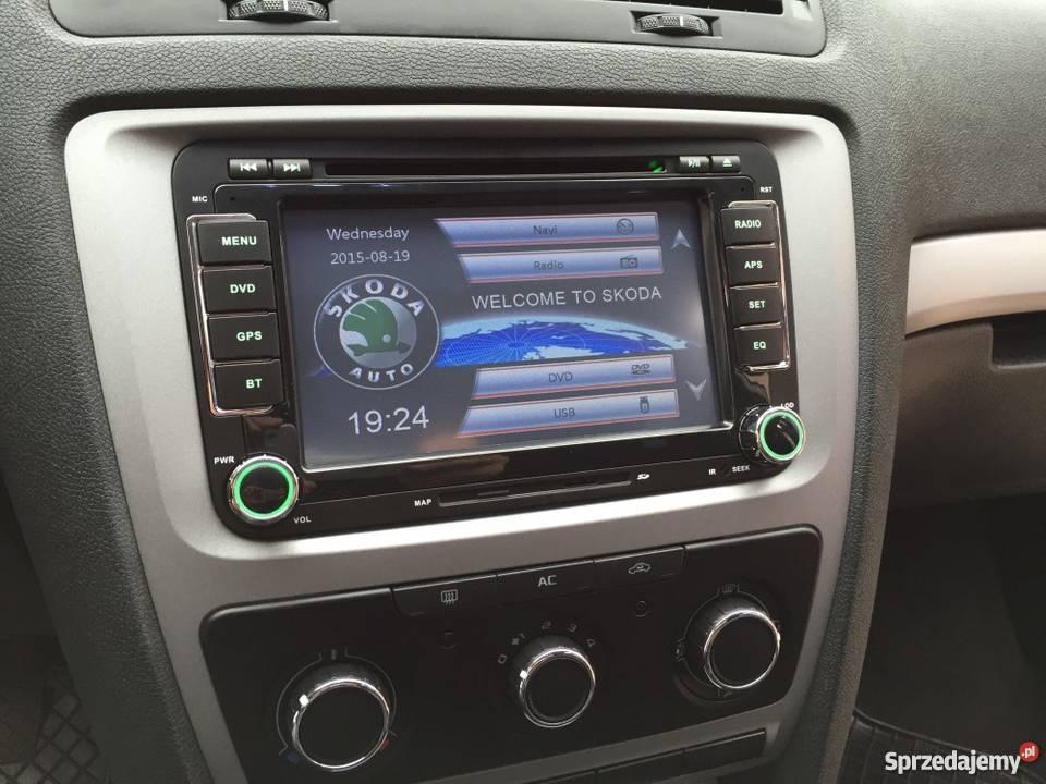 radio samochodowe nawigacja gps dvd 7 39 vw skoda seat. Black Bedroom Furniture Sets. Home Design Ideas