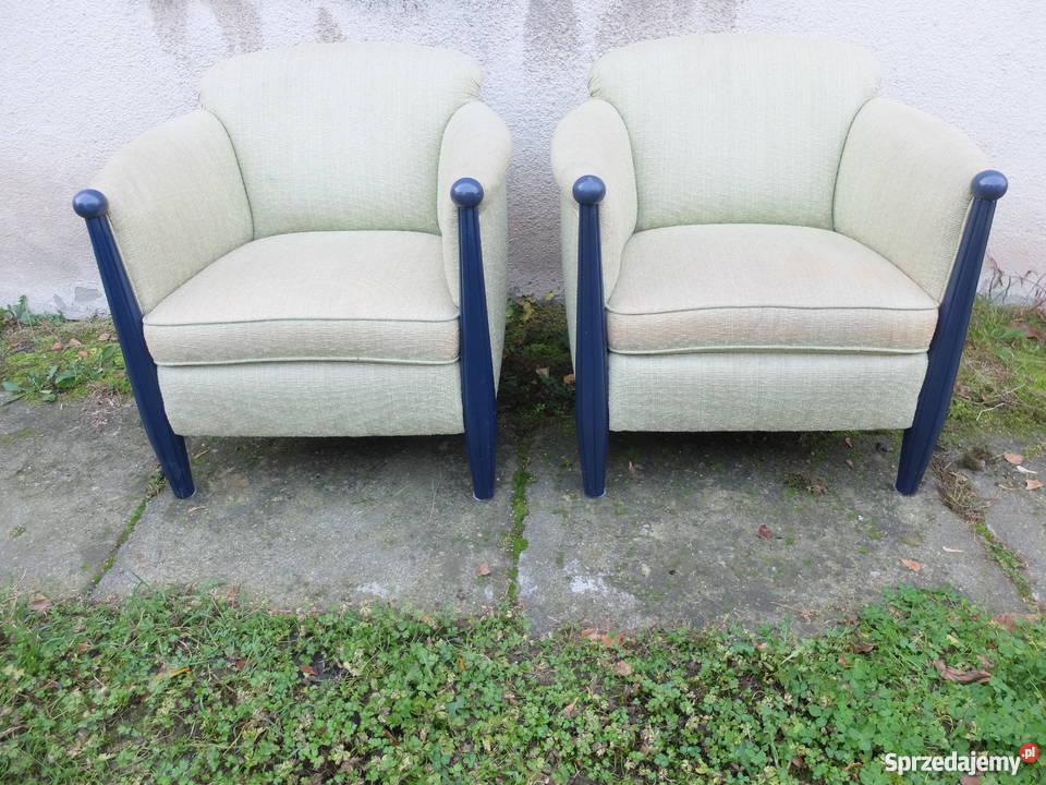 Fotele I Pufy Kościan Biurowe Wypoczynkowe Używane Na Sprzedaż