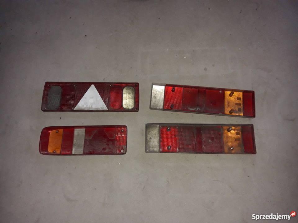 klosz szkło lampy tył tylnej 931618 IVECO STRALIS EUROCARGO