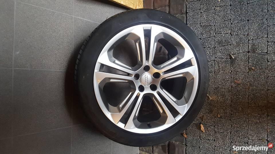 Felgi I Opony Audi Q5 Sq5 S Line 20 Cali Nieszawa Sprzedajemypl