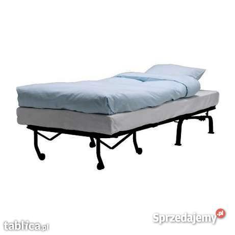 łóżko Ikea Składane W Fotel łóżko Składane Dwa Krzesła