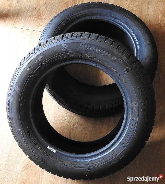 Opony Zimowe Kormoran Snowpro B2 19565 R15 Zakopane Sprzedajemypl