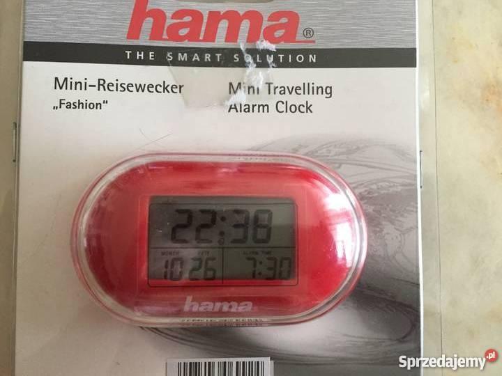 zegarek mini budzik hama 29zl