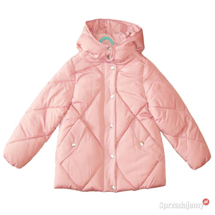 kurtki wiosenne dla dziewczynek zara