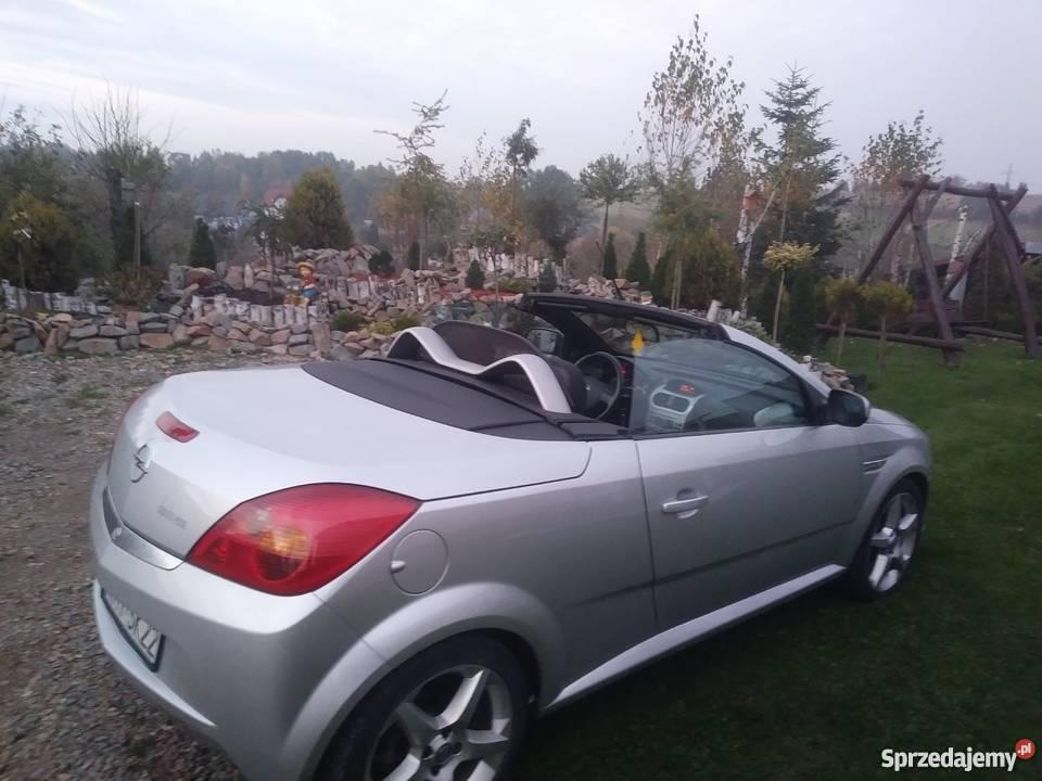 Opel Tigra II GAZ ABS Myślenice sprzedam