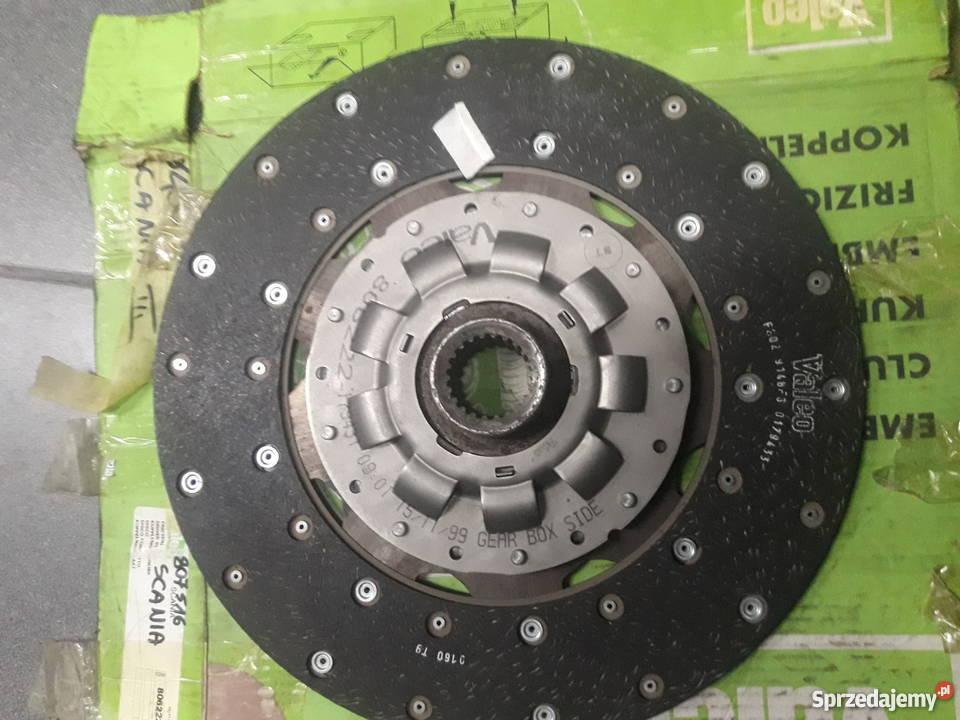 Sachs Tarcza Sprz U0119g U0142a 400mm Scania 93dn  Ds  Dsc9 113ds  Dsc
