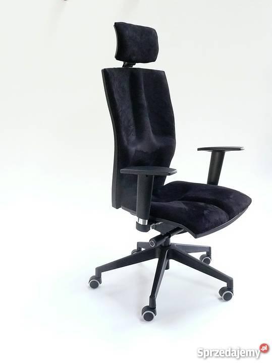 Fotel Ergonomiczny Kulik System