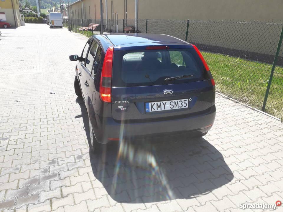 Ford Fiesta Mk6 14 Okazja Zadbana immobilizer