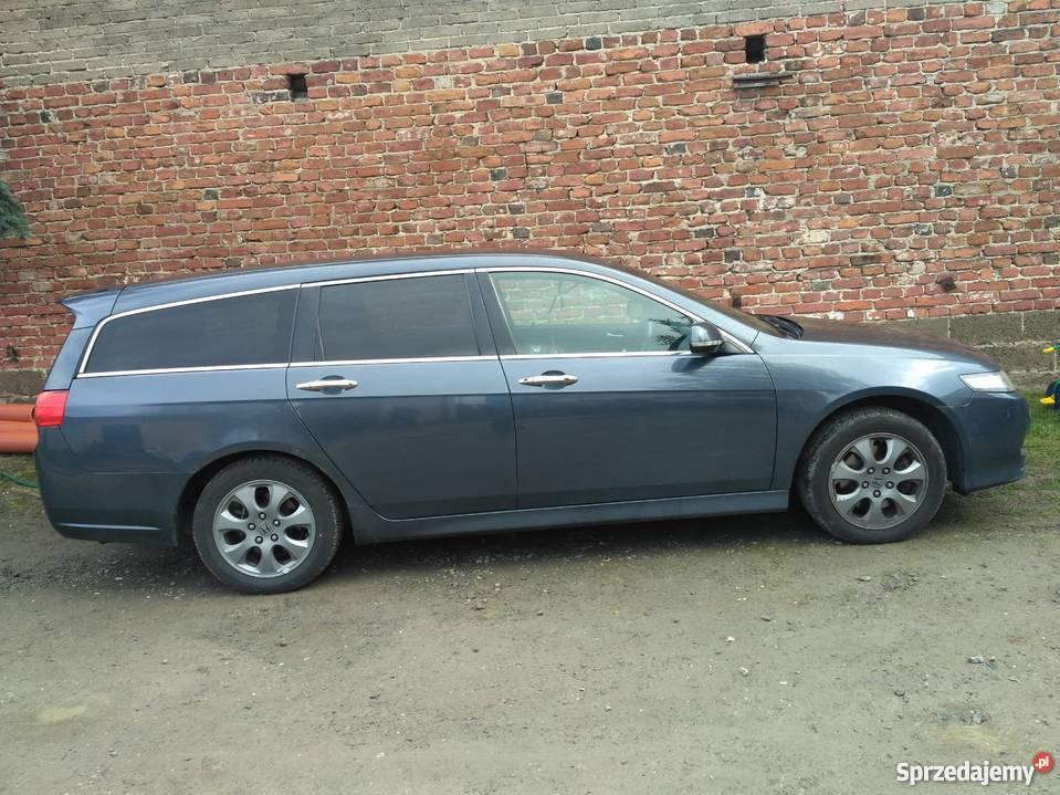 Honda Accord VII 2,2 ictdi na części silnik relingi drzwi