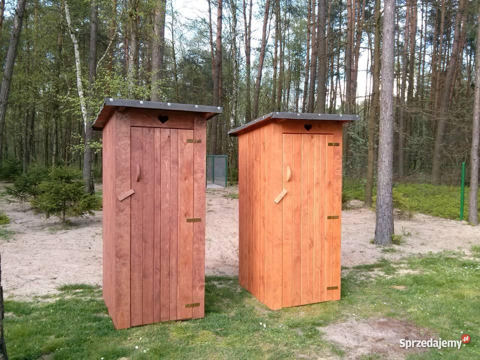 Wc Toaleta Szalet Wychodek Kibel Drewniany Swoja łódzkie Drużbice sprzedam