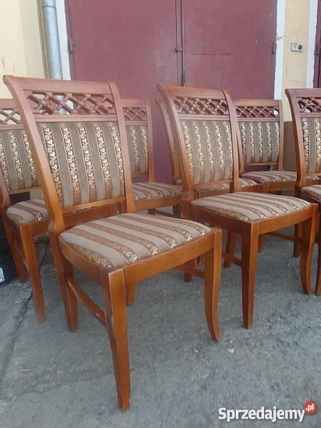Wyroby Drewniane Producent Krzeseł I Stołów