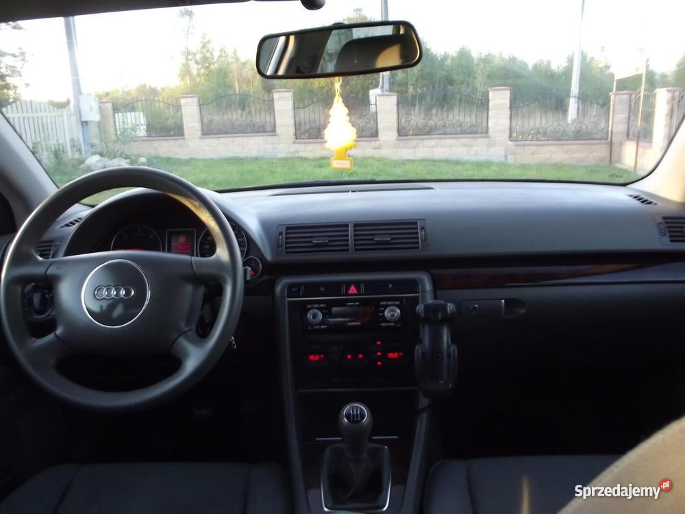 Audi A4 Sprowadzone z NIEMIEC OSOBA PRYWATNA Kielce