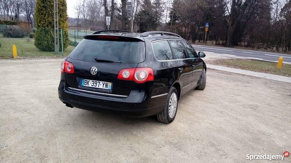 Volkswagen Passat 20 TDI AUTOMAT Poleca wielofunkcyjna kierownica sprzedam