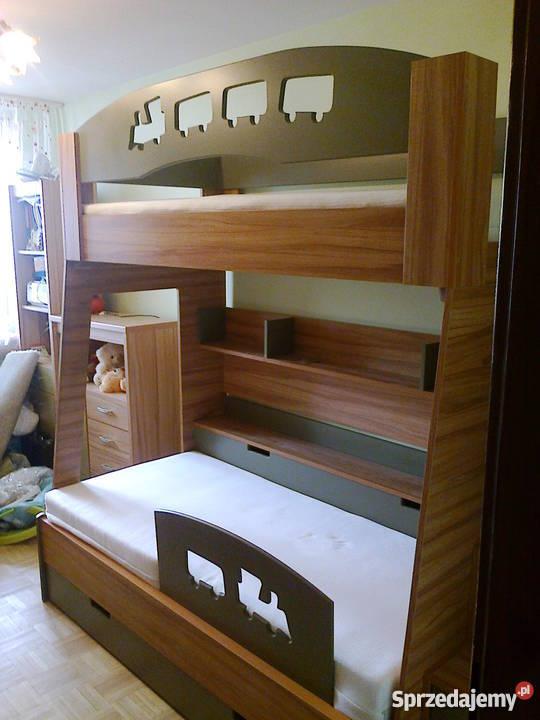 Mebelk Dziecięce łóżka Piętrowe