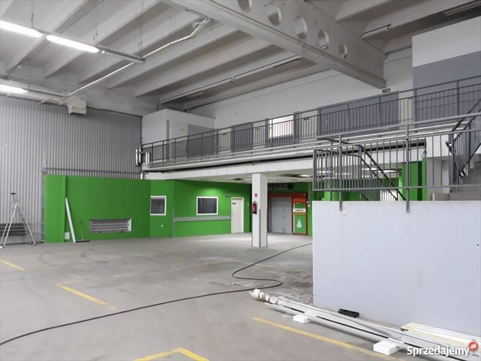 LUBLIN , Magazyn 10.000 / 1000 , suwnica 40 t - 10000 m2