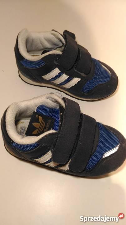 Buciki Adidas r.23 13,5cm wkładka