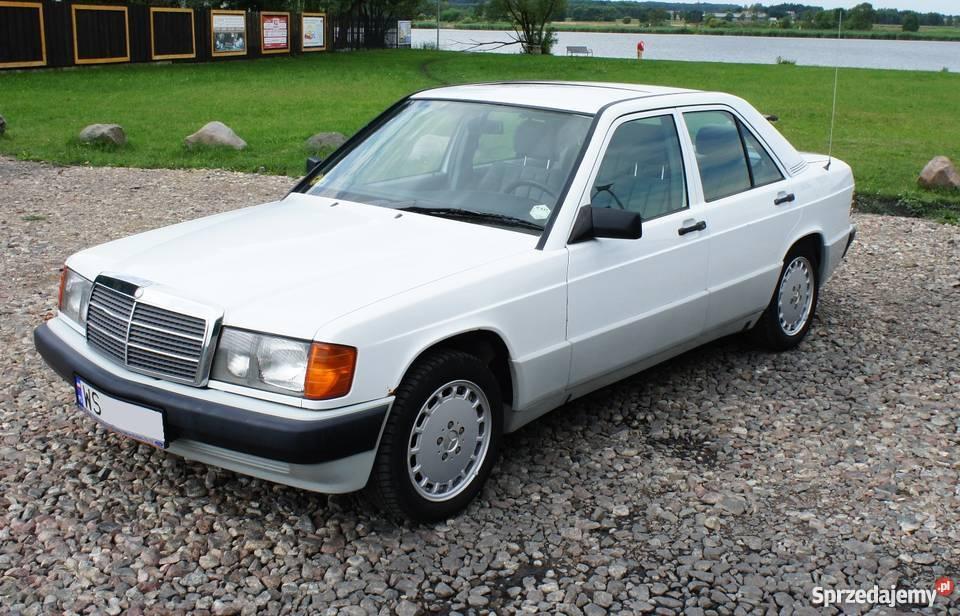 Mercedes 190 Drift >> Mercedes 190, 1.8 Benzyna, klimatyzacja, stan niemalże salon Siedlce - Sprzedajemy.pl