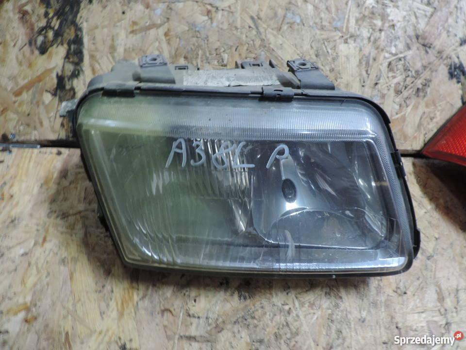 Lampa Przednia Przód Prawa Lewa Audi A3 8l