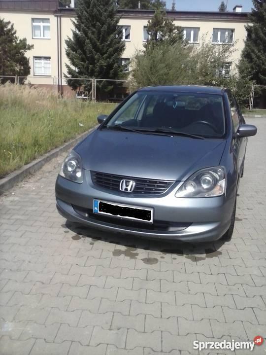 Honda Civic VII 1.7 CTDi