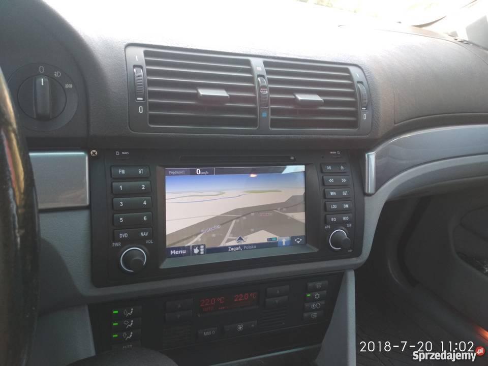 Mam ładnie zachowane BMW 530D manualna lubuskie Żagań
