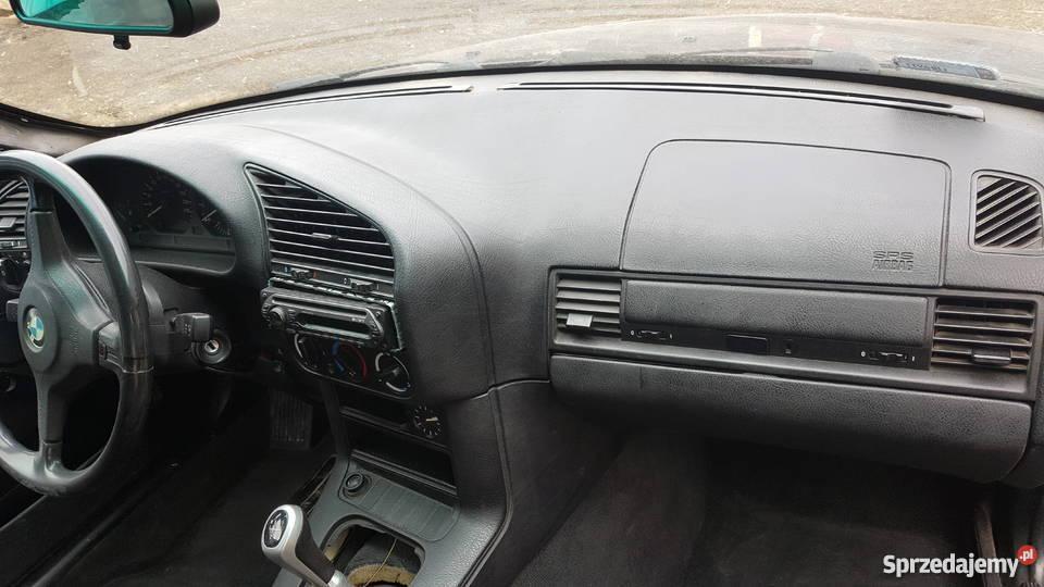 Wnętrze Bmw E36 Touring Fotele Mpakiet Radzyń Podlaski Sprzedajemy Pl