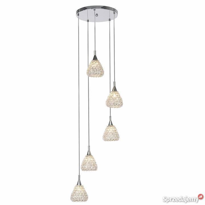 Długa Lampa Sufitowa Nad Stół Lub Na Klatkę Schodową