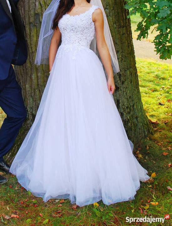 69e7c5d96e Sprzedam suknię ślubna rozmiar 3436 Damska Konstancin-Jeziorna