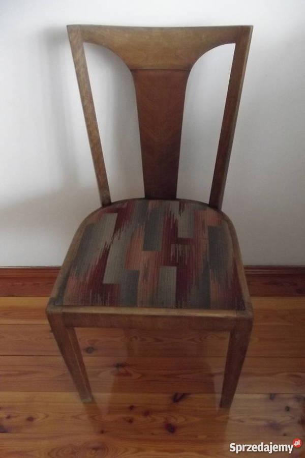 Krzesło ZABYTEK ANTYK przedwojenne