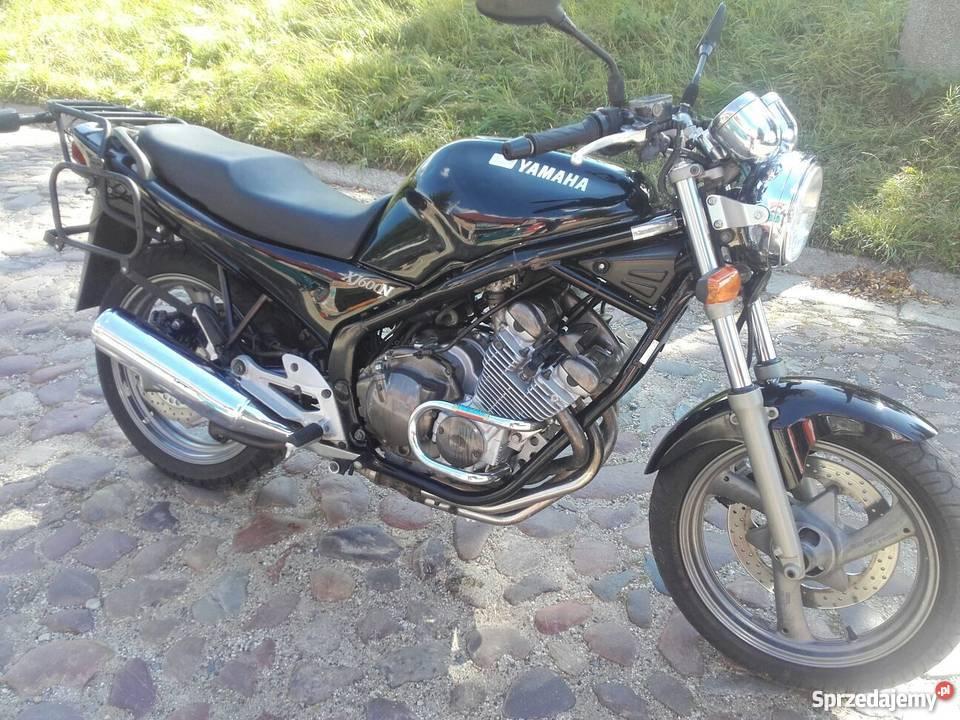 Yamaha Xj 600N zimowa cena! Ścinawica - Sprzedajemy.pl