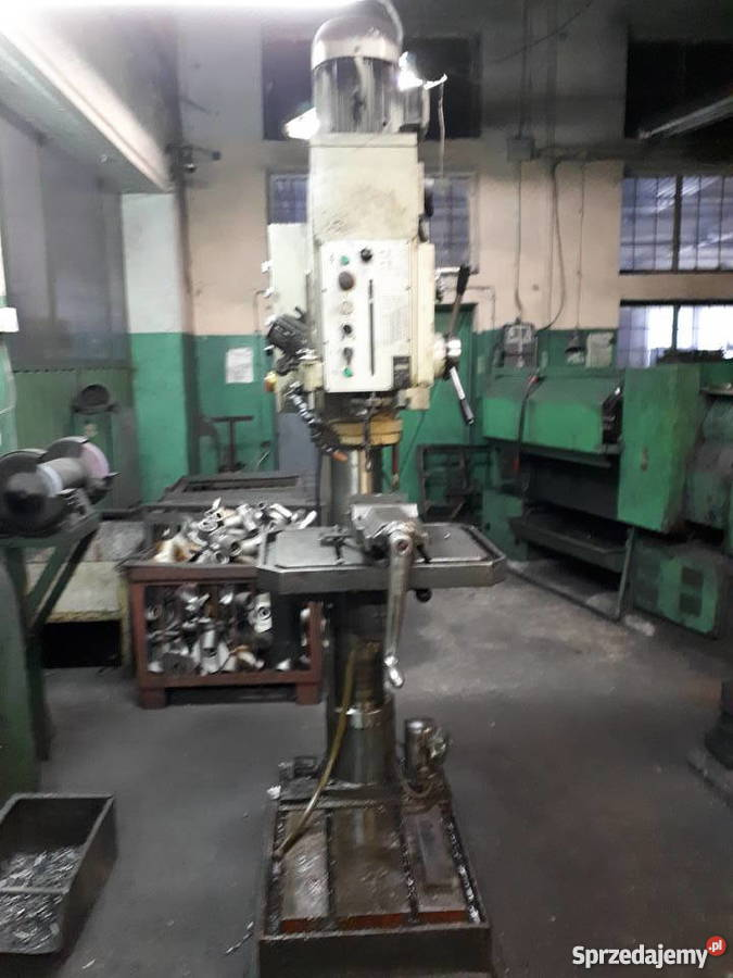 sprzedam maszyny używane tokarkifrezarki Produkcja pomorskie Dzierzgoń