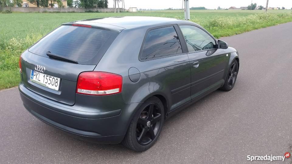 Audi A3 Ambition 1 9 Tdi 105km Po Lifcie K U0142odawa