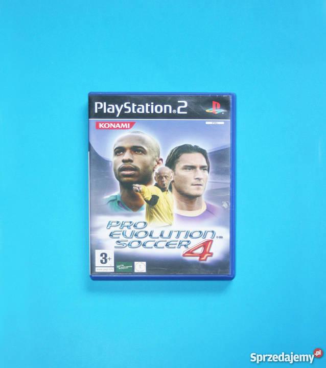 Pro Evolution Soccer 4 (PES 4) (Playstation2 | PS2)