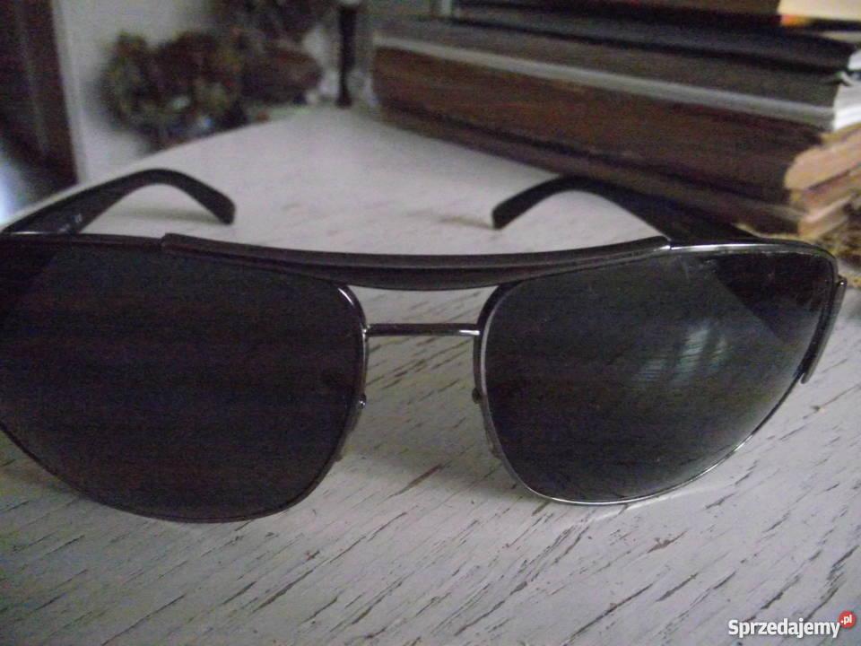 okulary słoneczne męskie ray ban